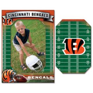 Bengals Frame Magnet