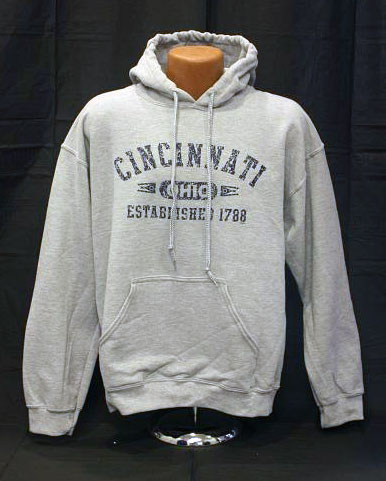 Cincinnati Hoodie