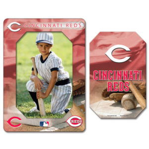 Cincinnati Reds Frame Magnet