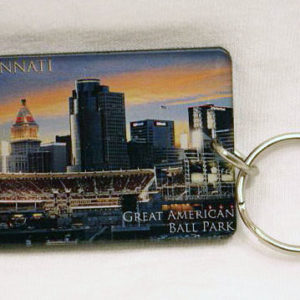 Great American Ballpark Key Ring