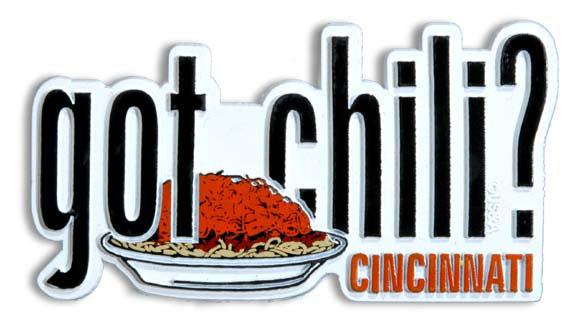 Got Chili Magnet