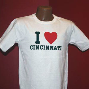 I Heart Cincinnati T-Shirt