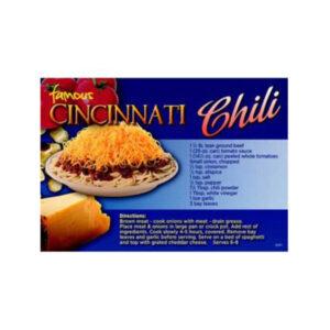 Cincinnati Chili Magnet