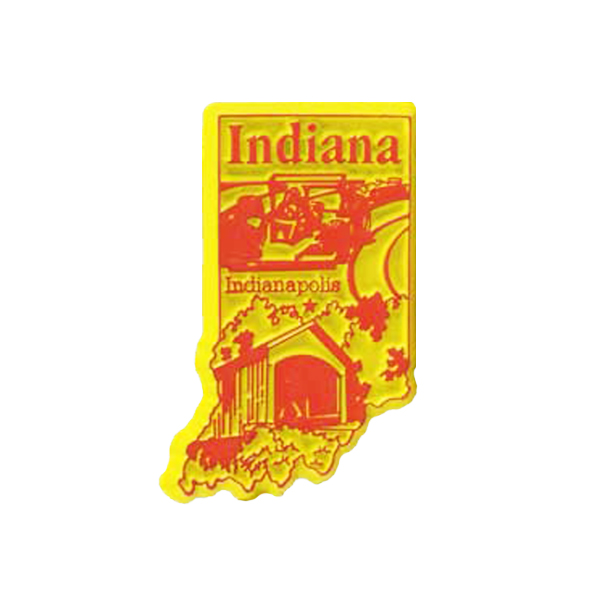 Indiana State Magnet