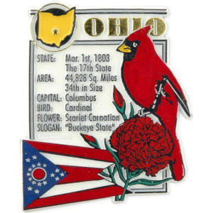 Ohio Fact Magnet