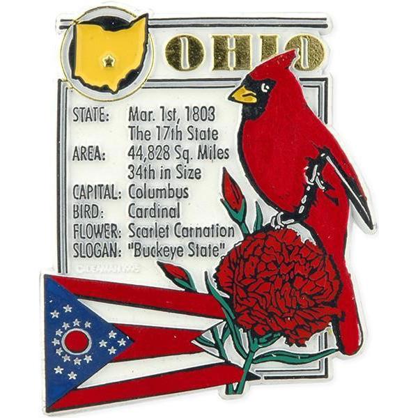 Ohio Fact Magnet