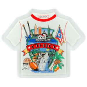 Ohio T-Shirt Magnet