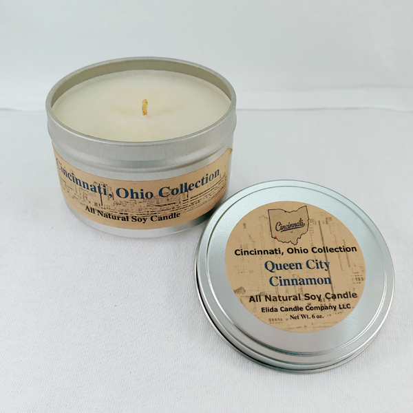 Cincinnati Cinnamon Candle