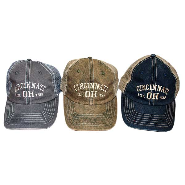 Cincinnati Trucker Hats