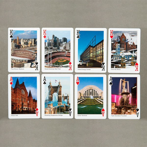 Cincy Deck Playing Cards