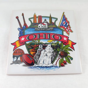 Ohio Souvenir Trivet