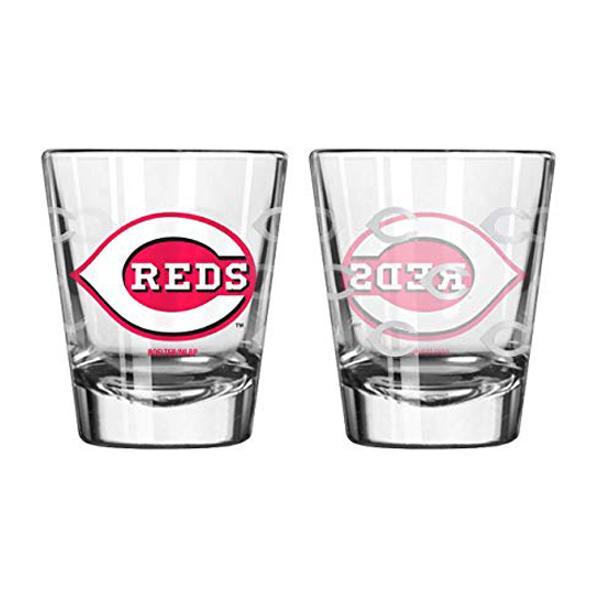 Reds Shot Glass
