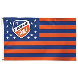 FC Cincinnati 3x5 Flag