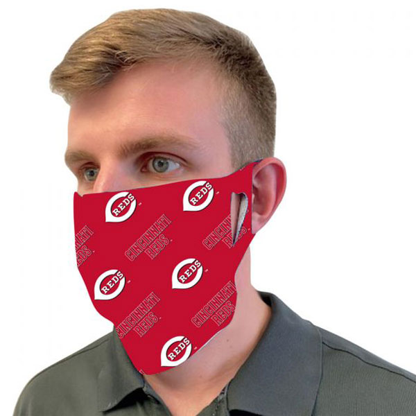 Cincinnati Reds Face Masks