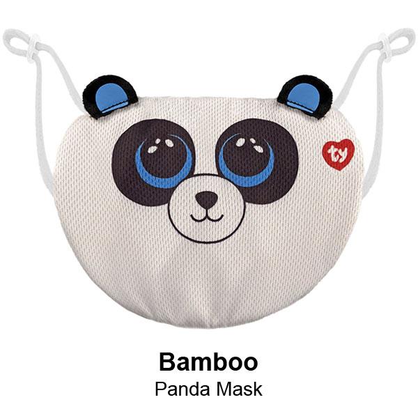 Beanie Boo Mask Bamboo