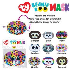 Beanie Boo Masks