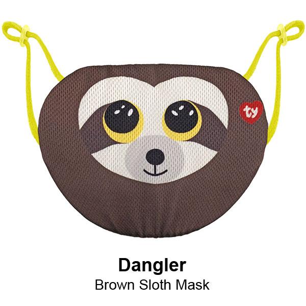 Beanie Boo Masks Dangler
