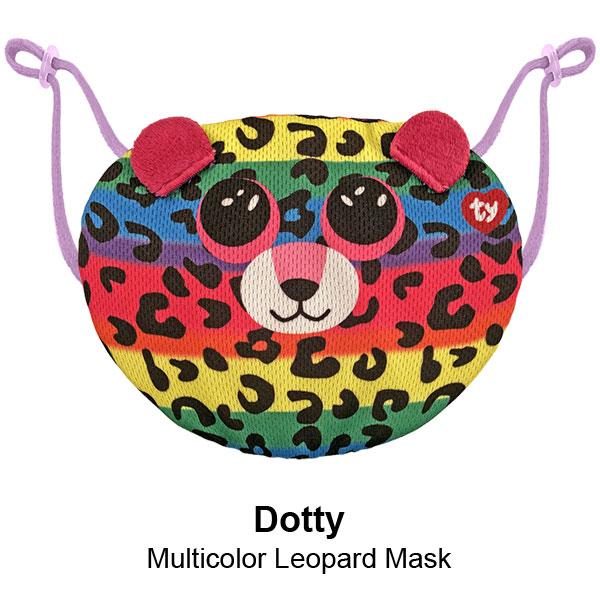 Beanie Boo Masks Dotty