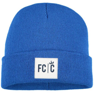 FC Cincinnati Blue Knit Hat