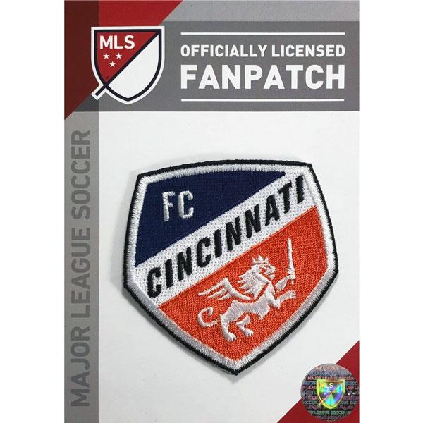 FC CIncinnati Patch