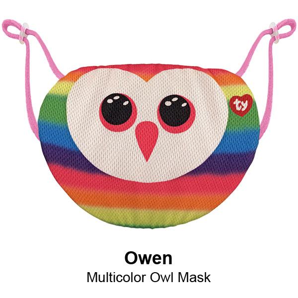 Beanie Boo Mask Owen