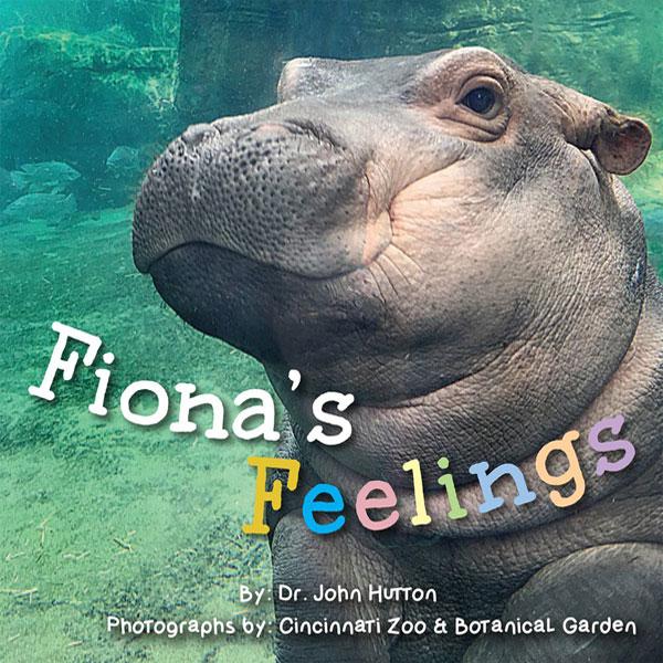 Fiona's Feelings Board Book Cover